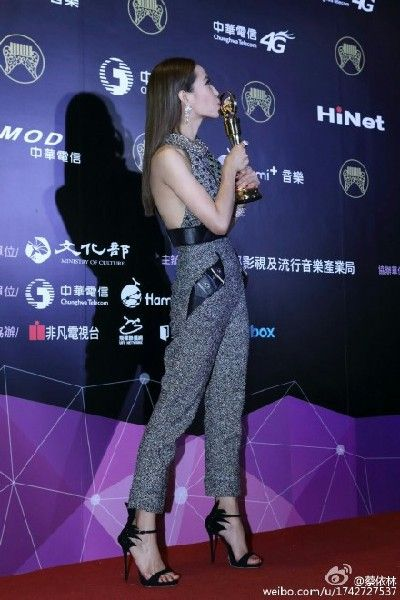 (CRI) Celebrities and musicians attended the ceremony for the 26th Golden Melody Awards- Taiwan's equivalent of the Grammy Awards -Saturday in Taipei. Best Mandarin Album Award was won by Jolin Tsai.  http://www.chinaentertainmentnews.com/2015/06/jolin-tsai-won-best-album-at-golden.html