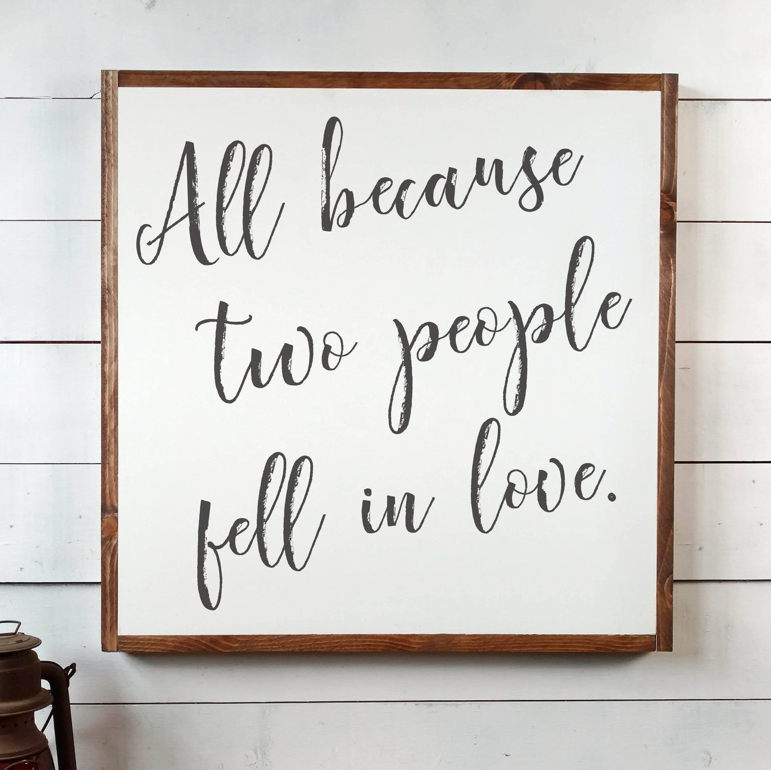 Download All Because Two People Sign, FREE SHIPPING, Fell In Love ...
