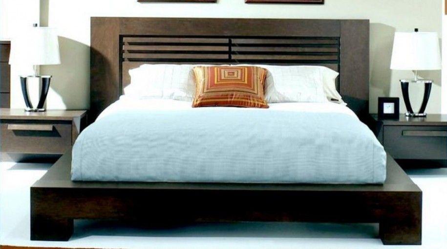 Best Elegant King Size Wood Beds In Large Bedroom Design 400 x 300