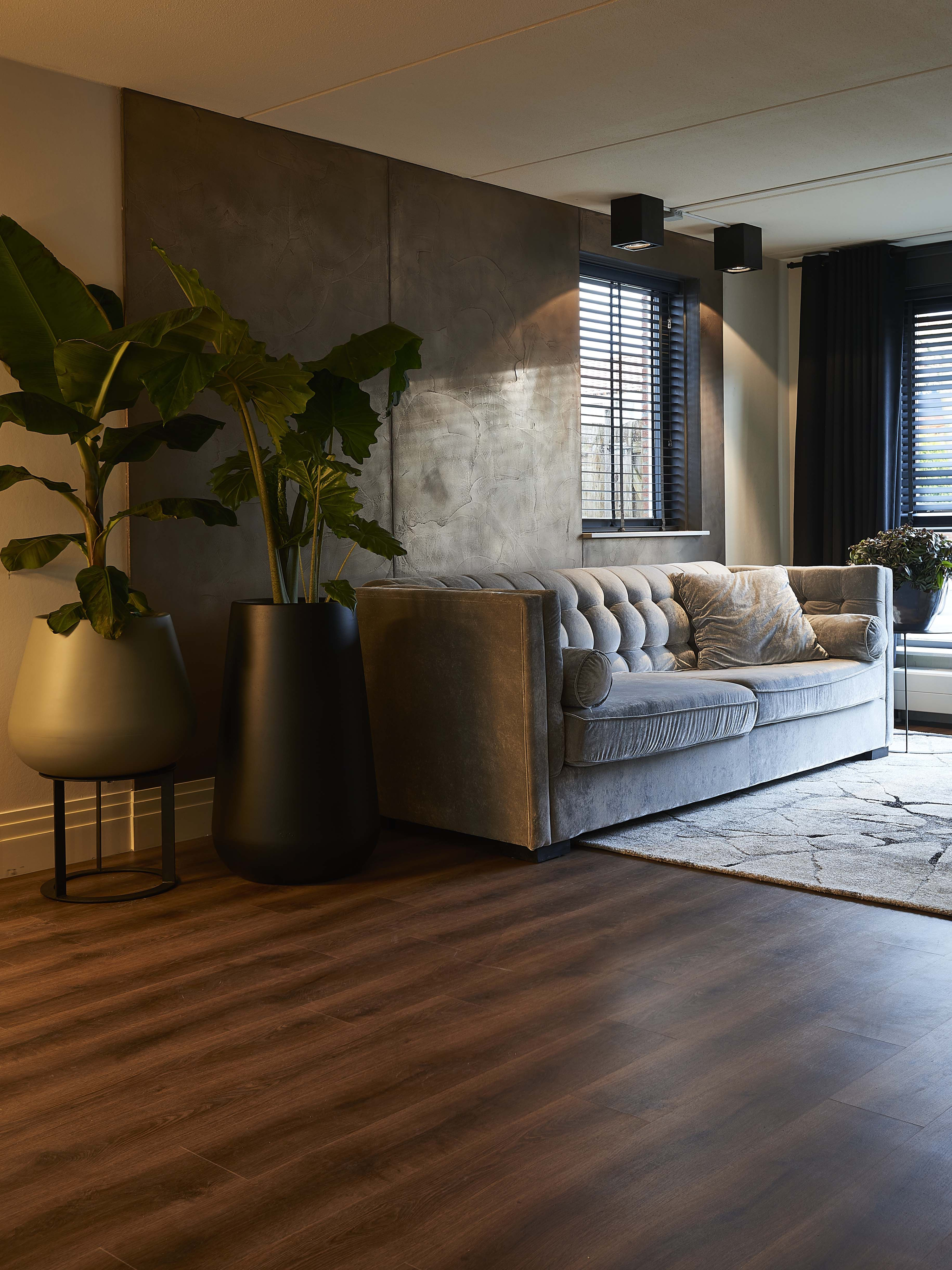 Shutter Riva Antraciet in 2019  living room  Interieur