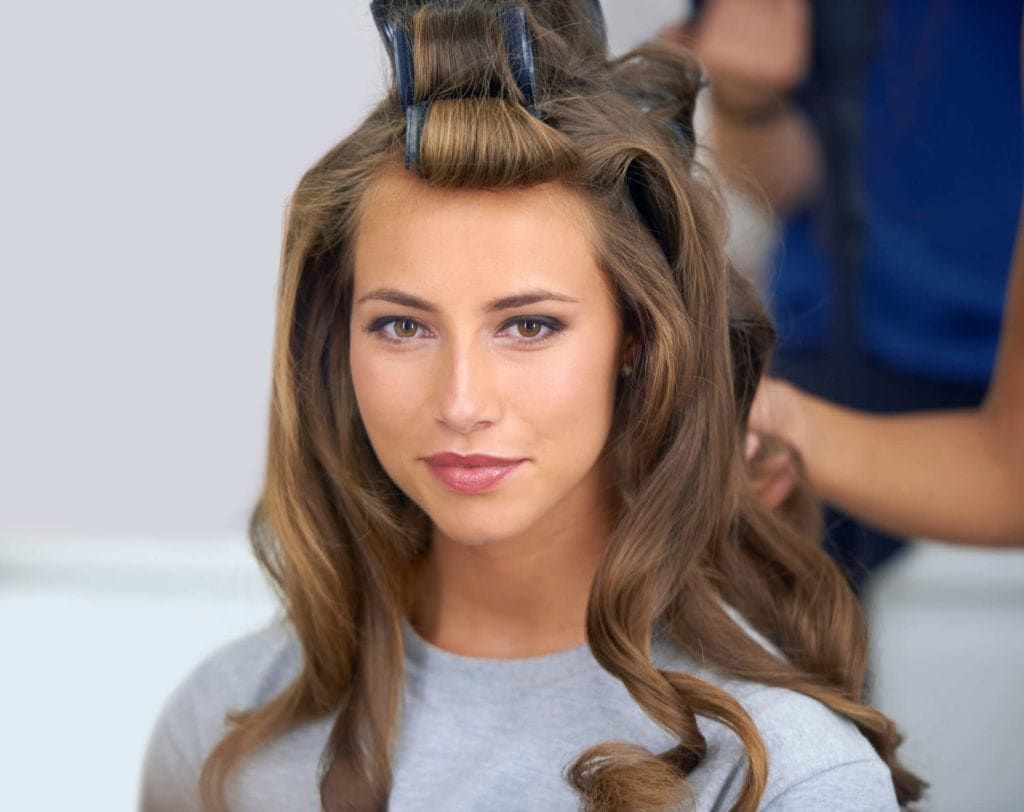 Rollers hot Hair pictures forecast to wear in winter in 2019