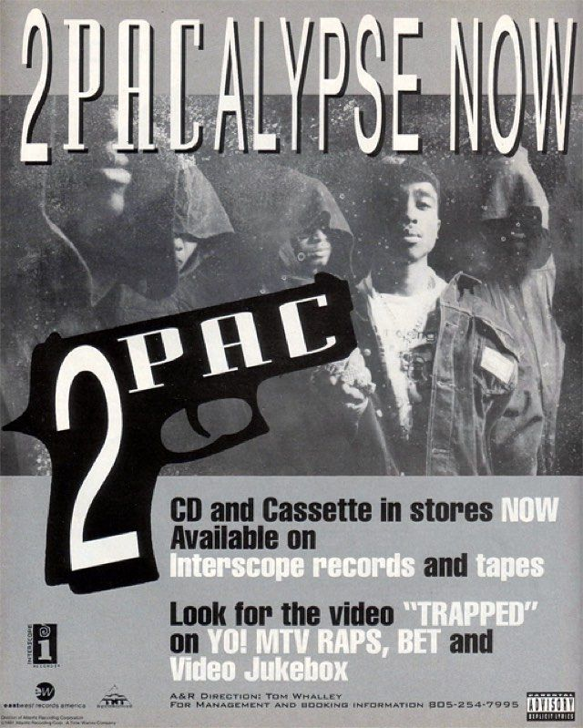 TBT This day 24 years ago  @2pac released his debut album