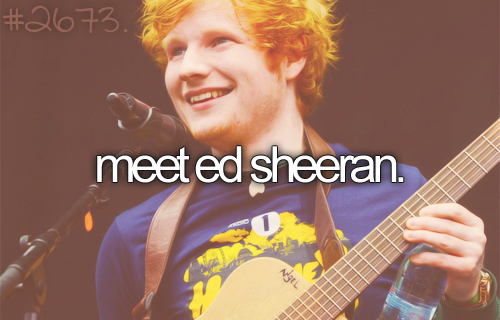 Twitter / ThisBucktList: #179 Before I Die I Want To ...