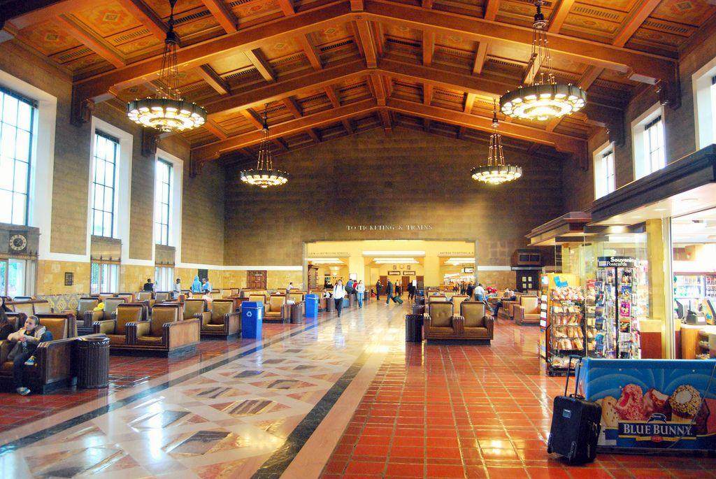 The 23 Grandest Amtrak Train Stations in America Train