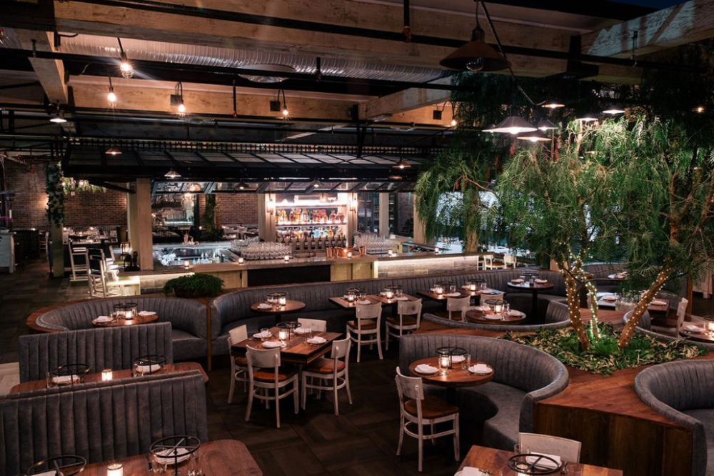 Catch Seafood Restaurant In Los Angeles Dining Nightlife And Events In 2020 Best Restaurants Los Angeles La Restaurants Los Angeles Foodie