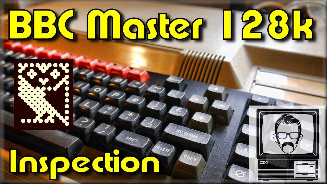 BBC Master 128k Computer Inspection | Nostalgia Nerd