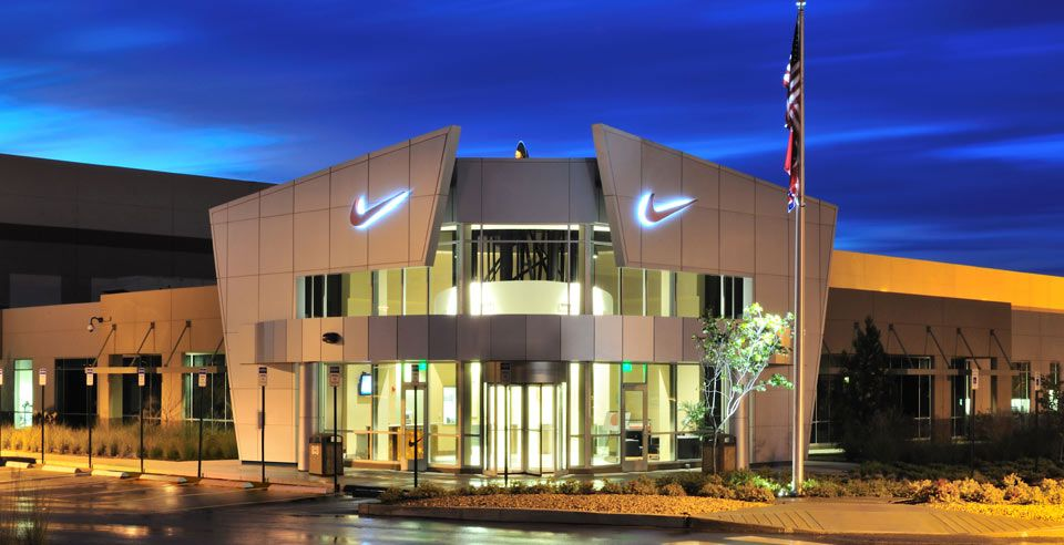 Haskell Nike Distribution Center Consumer Products