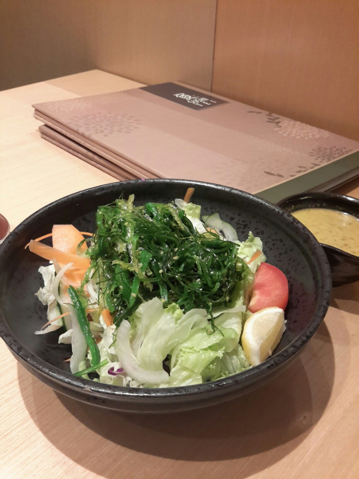 Wakame Salad With Sushi Tei Dressing