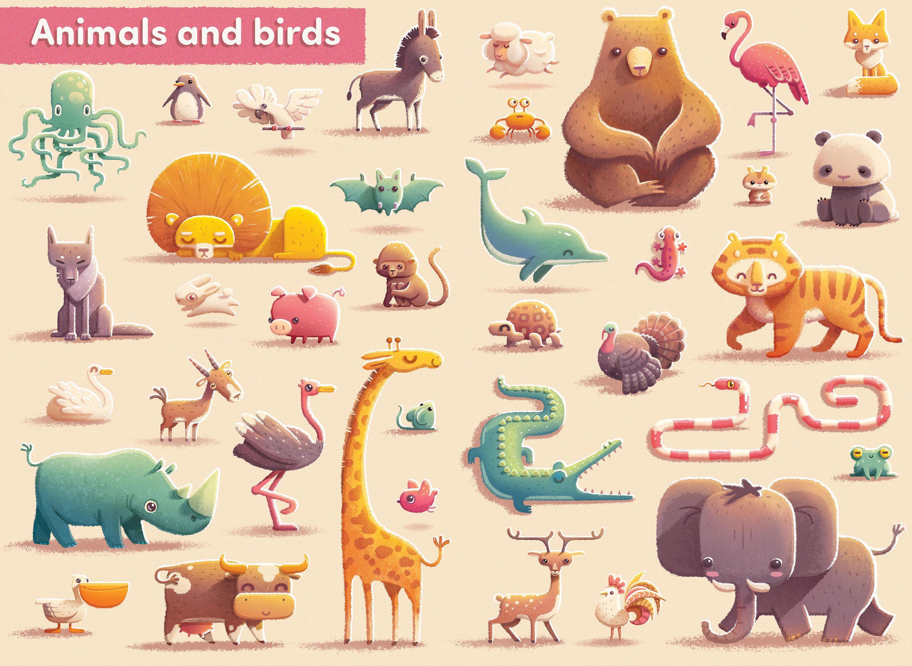 Alena Tkach On Behance Character Design Children Illustration Character Illustration