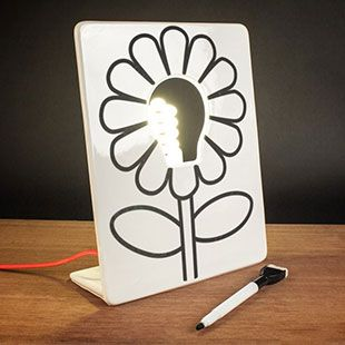 Draw Lamp by Doiy