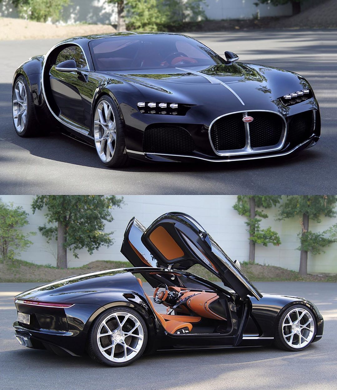"Car Design World On Instagram: ""😳 2015 Bugatti Atlantic"