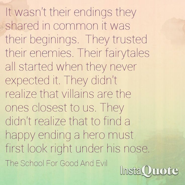The School For Good And Evil Quotes Google Search Quotes