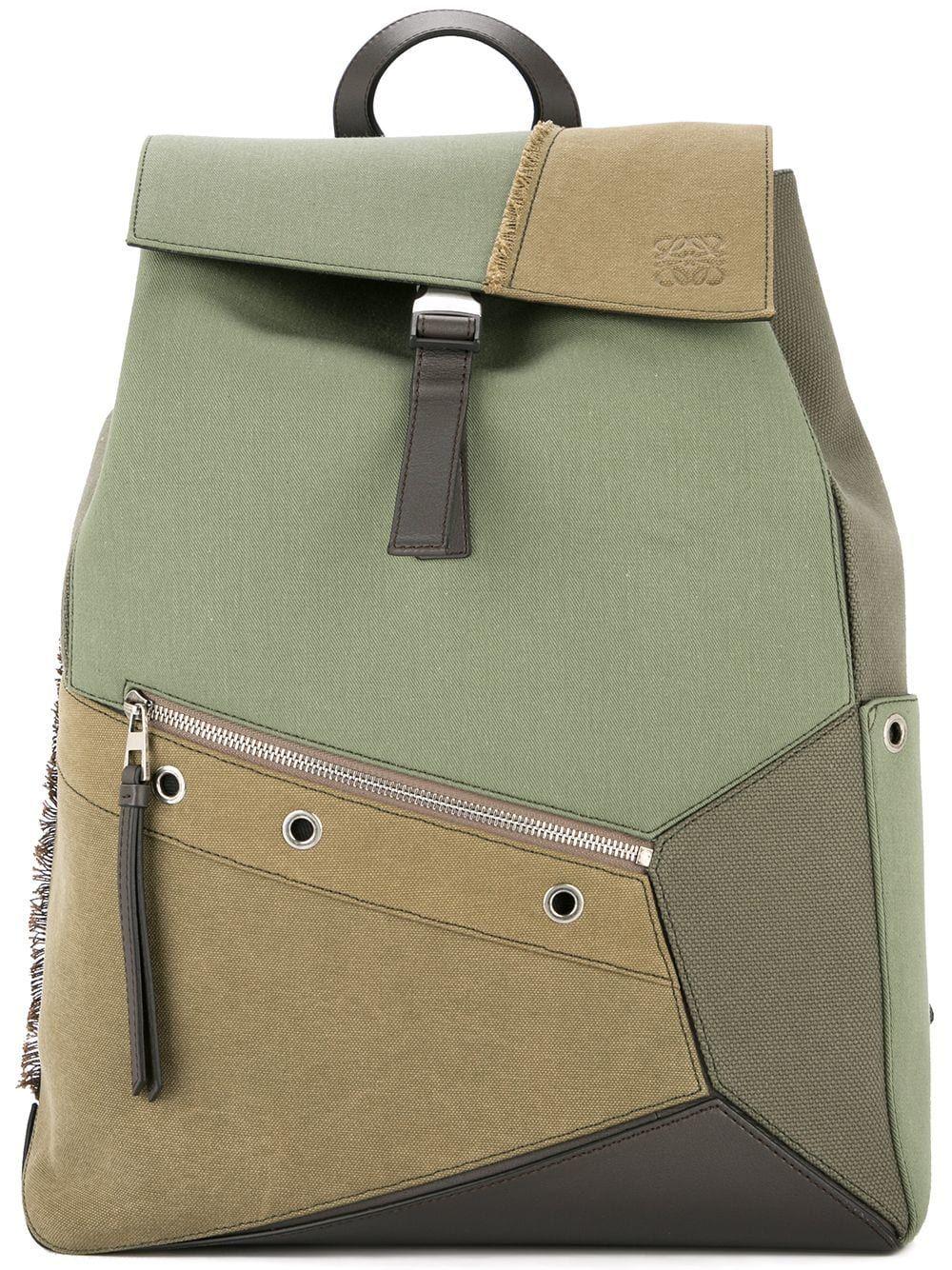 LOEWE Puzzle backpack loewe bags leather backpacks