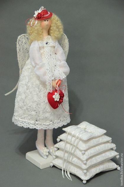 Куклы Тильды ручной работы. Ярмарка Мастеров - ручная работа Love is... you. Handmade.