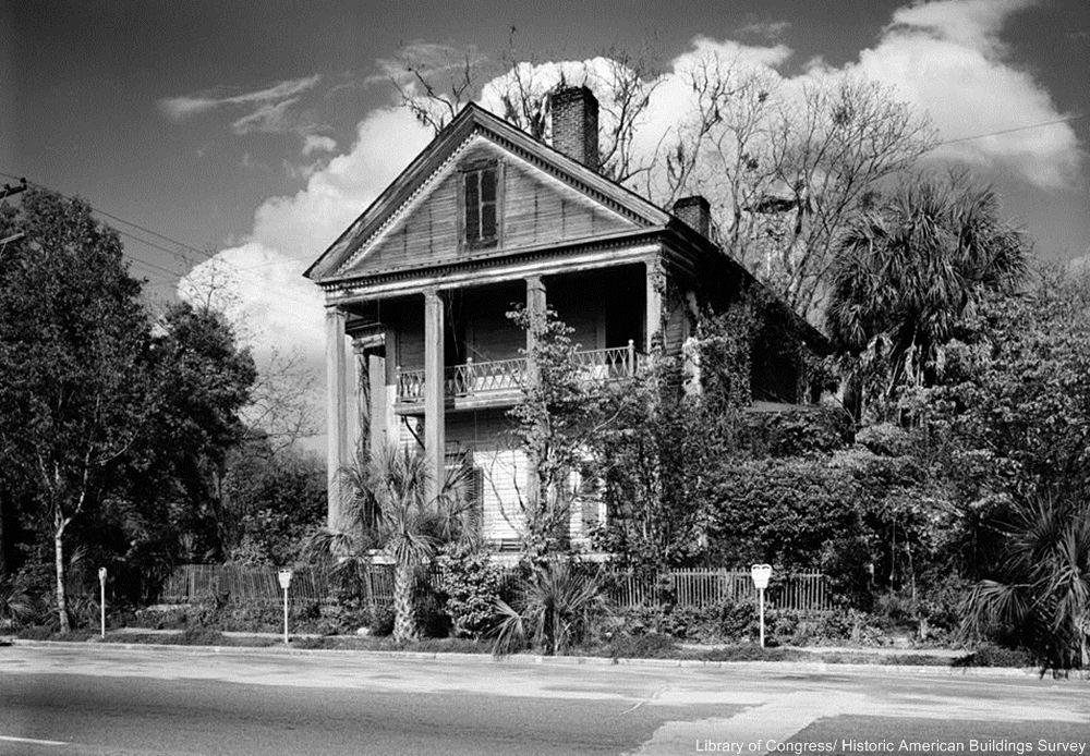 WirickSimmons House in dire need of repairs, 1962