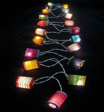 Colour Lantern String Light Http Www Partysuppliesnow Au