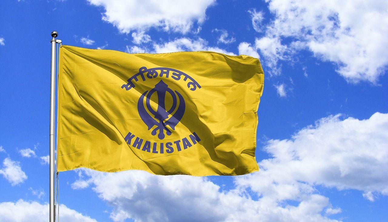 khalistan flag