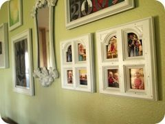 Frames from Cabinet Doors
