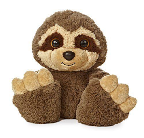 Aurora World Taddle Toes Sassafras Sloth Plush Aurora Https Www