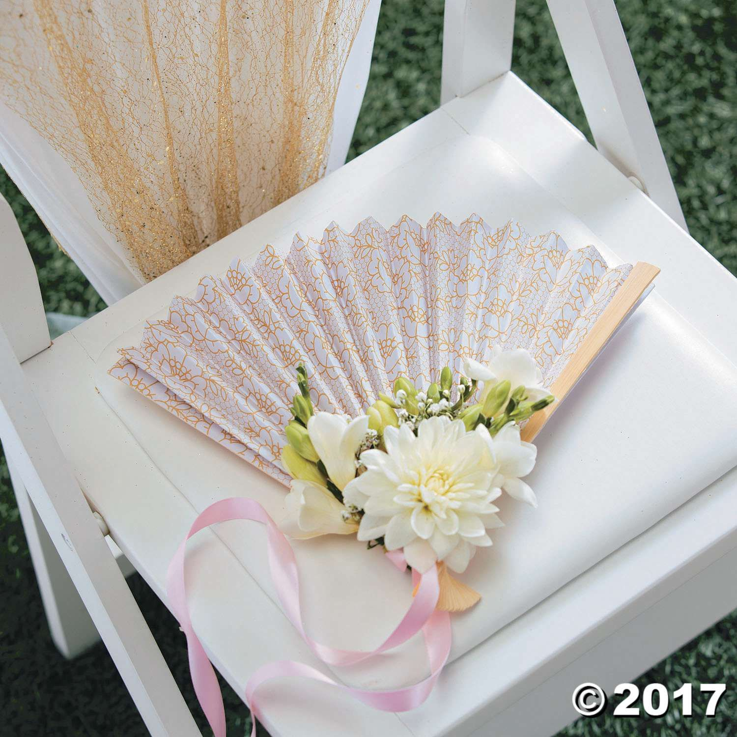 Wedding decorations to take abroad  Vintage Lace Folding Fans  Weddings Favors and Wedding