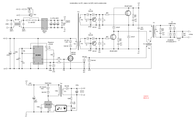 Inverter Welding Machine Diagram Wiring With Pdf