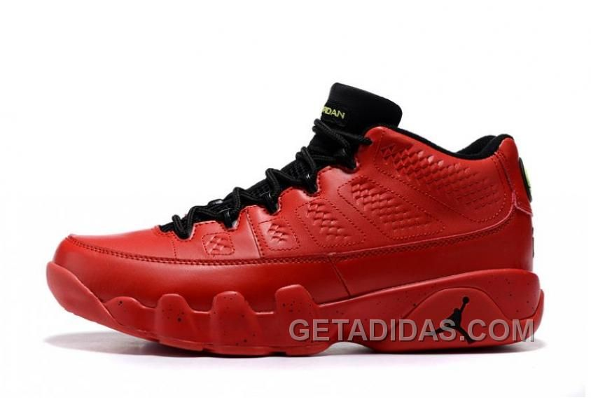 c4a98cbd14af58 AIR JORDAN 9 LOW BRIGHT MANGO AIR JORDAN 9 AIR JORDANS MEN SUPER DEALS Only   88.00