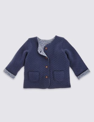 This adorable jacket is a must-have when the weather is still chilly.