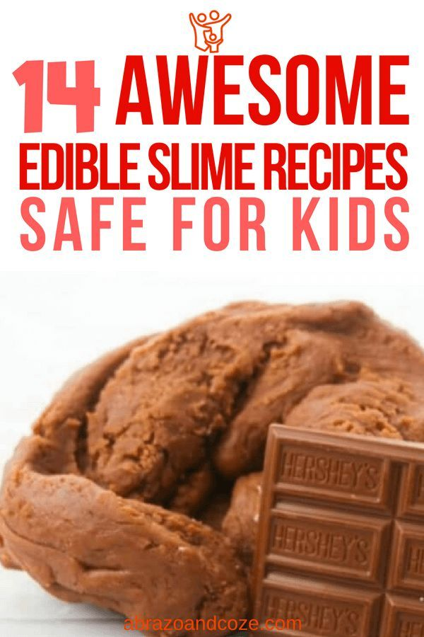 14 Awesome Edible Slime Recipes Safe for Kids - Find Your Favourite