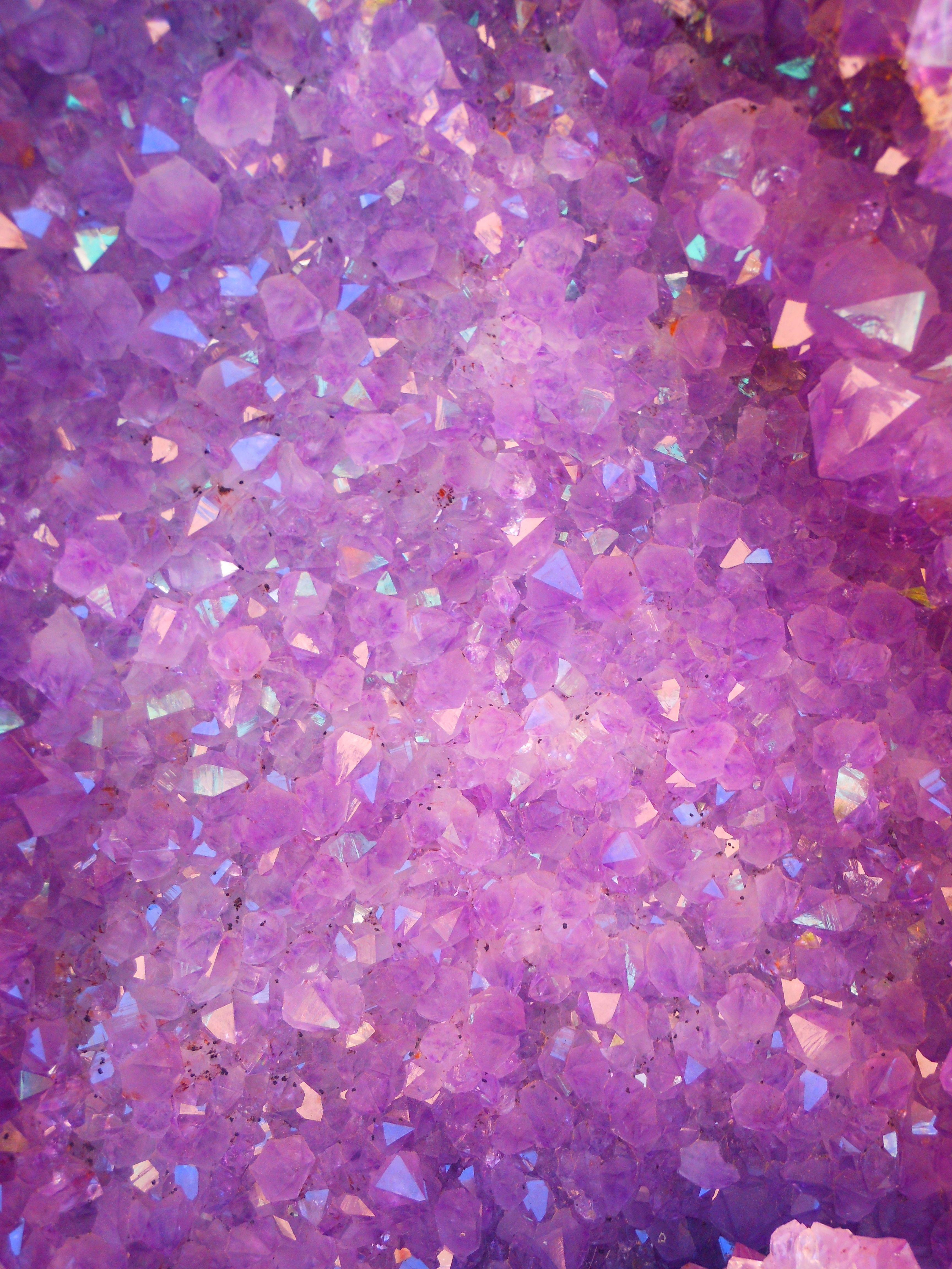 gallery for amethyst crystal wallpaper