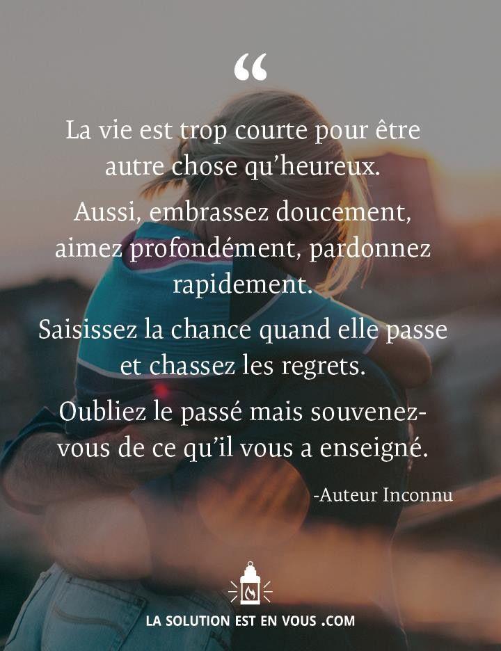 Citation La Vie Est Courte : citation, courte, Épinglé, Smile,, Capture, Citations, Mots,, Citation,, Citation