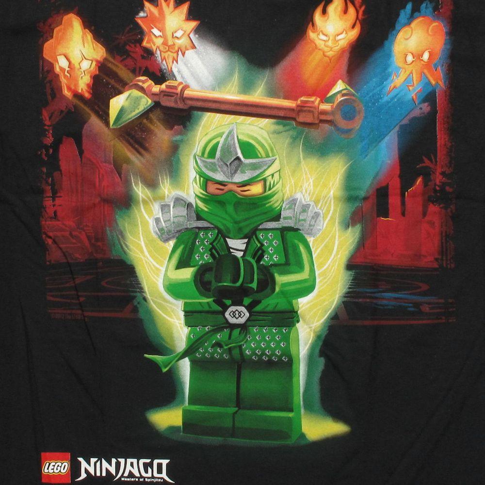 Lloydy Lego Ninjago Lloyd Green Ninja Minifigures Complete