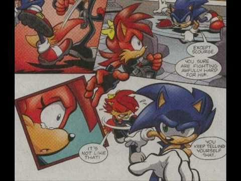 Sonic The Hedgehog Comic# 194