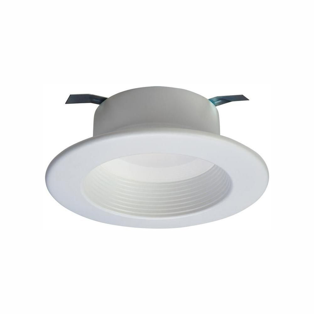 Halo 4 In White Integrated Led Recessed Trim Module 90cri 3500k Cct Led Recessed Ceiling Lights Led Recessed Lighting Recessed Lighting Trim