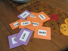 Brittany's Musical Notes: Sing or Hallowen Dare! AKA Sing or SCARE!