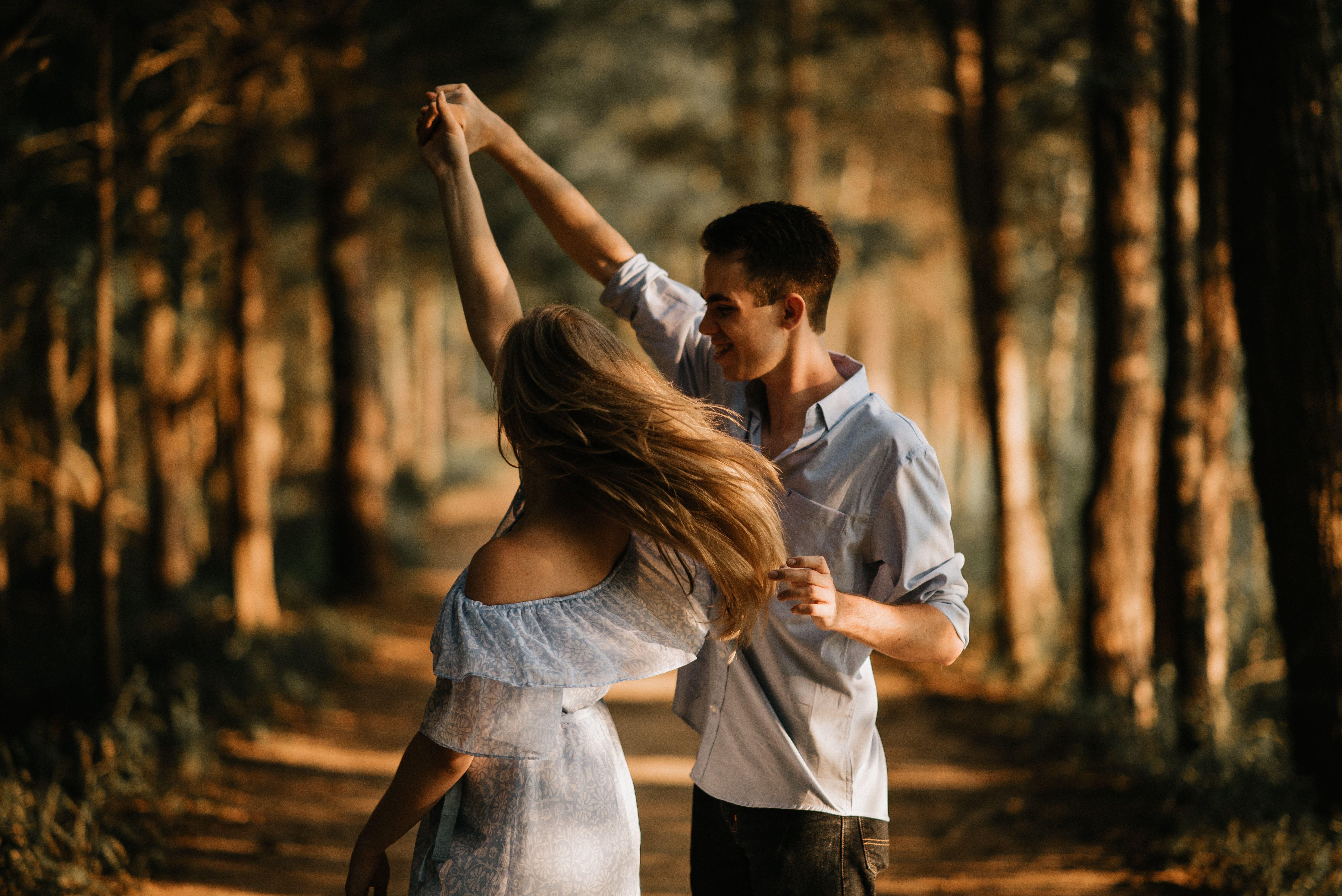 Flirten tanzkurs