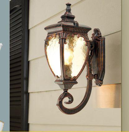 High End Outdoor Lamp Garden Lights Waterproof Wall Lamp Europe