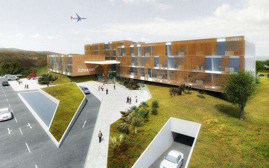 Söhne & Partner Architekten: Ethiopian Air Project