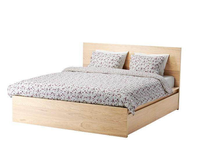 Best Malm Materac 280X200 Malm Bed Frame High Bed Frame 400 x 300