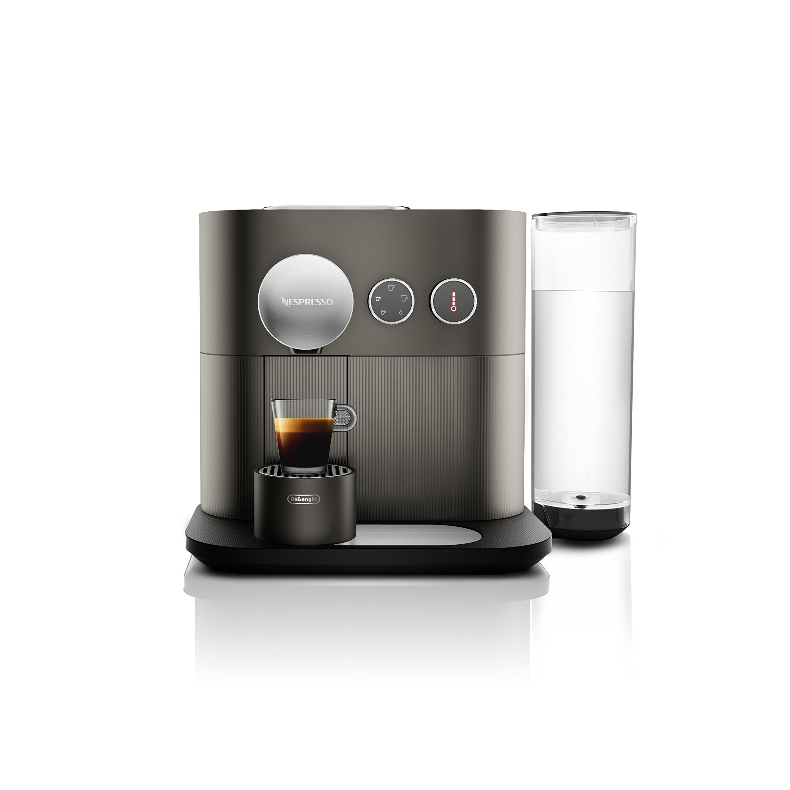 Nespresso Expert Original Espresso Machine Anthracite Grey