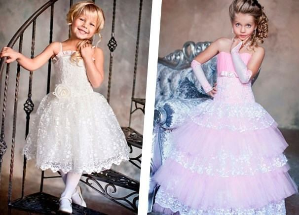Шить платье в детский сад