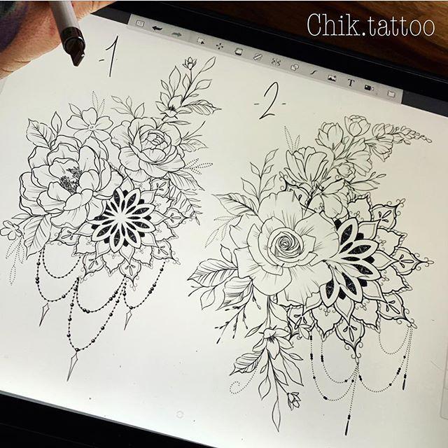 """Photo of Chik.tattoo ⚓️ Steve auf Instagram: """"Das 2. ist noch verfügbar 😁😁"""" – …"""