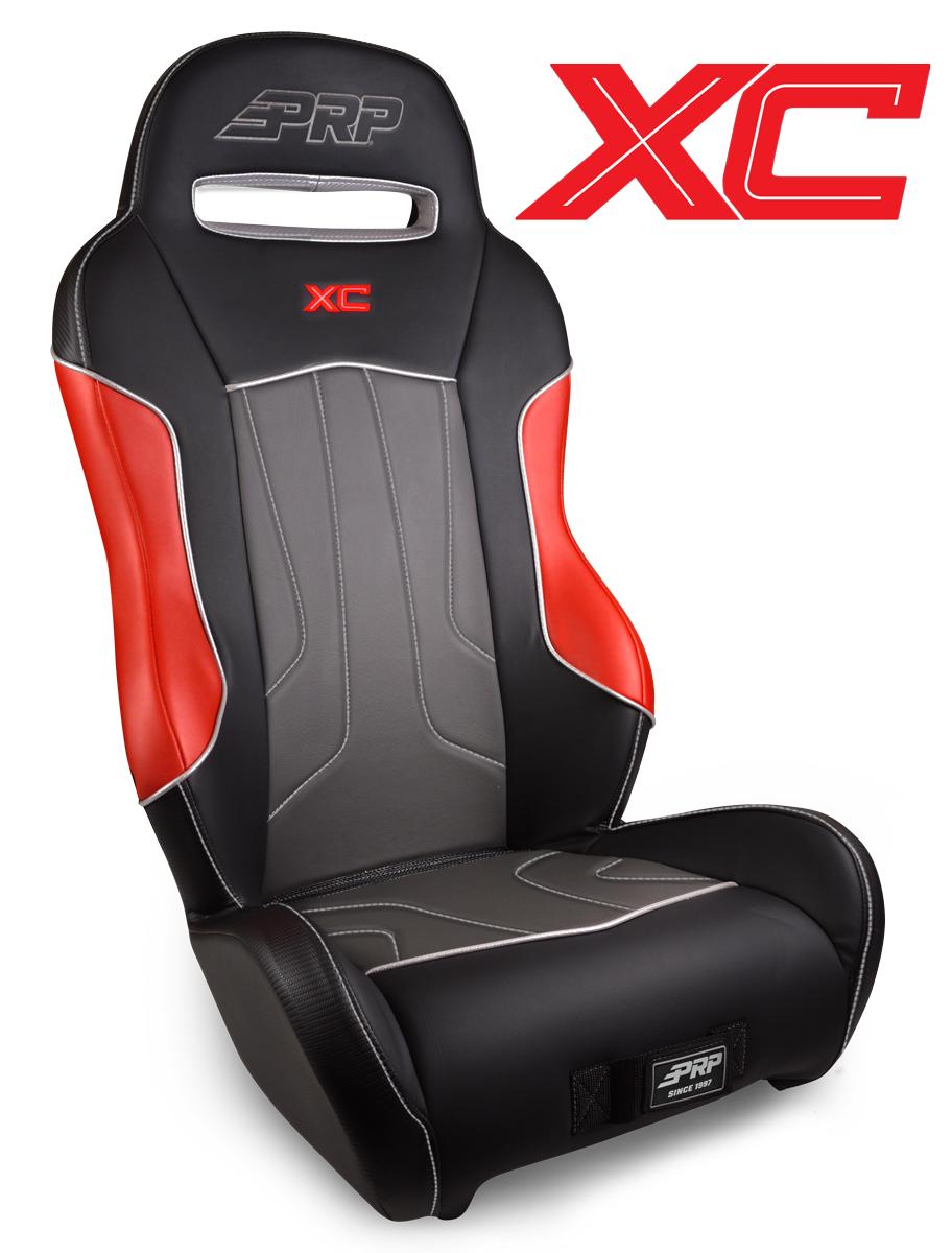 Prp Xc Series Polaris Rzr Seats Red Polaris Rzr White