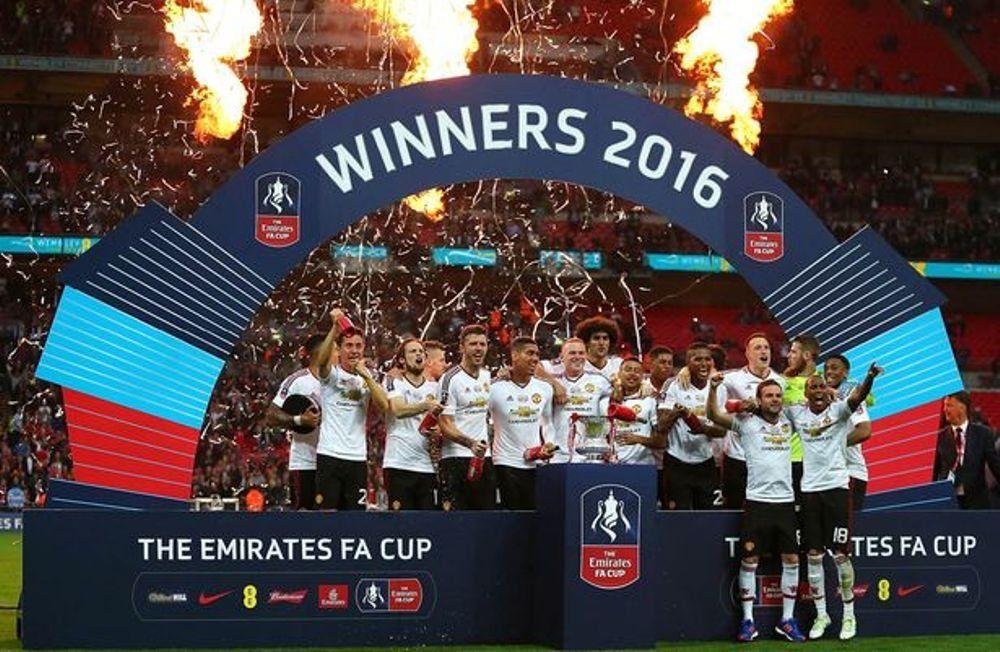 Fa Cup Winners 2016 Fa Cup Winner Cup