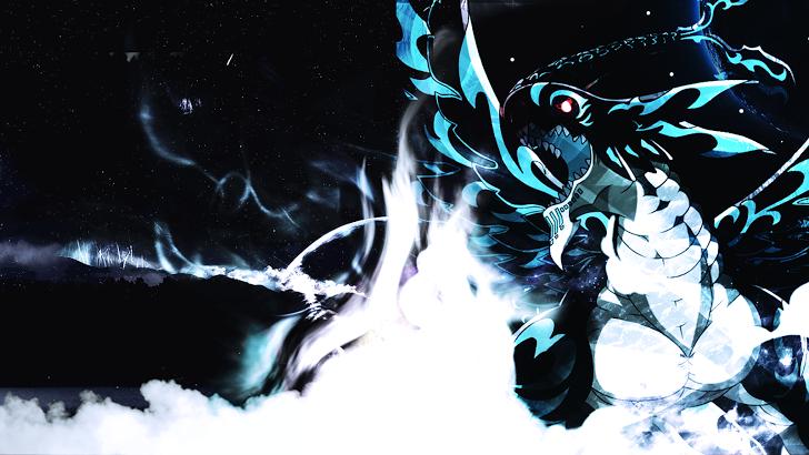 Acnologia Fairy Tail Anime Dragon HD Wallpaper Desktop PC