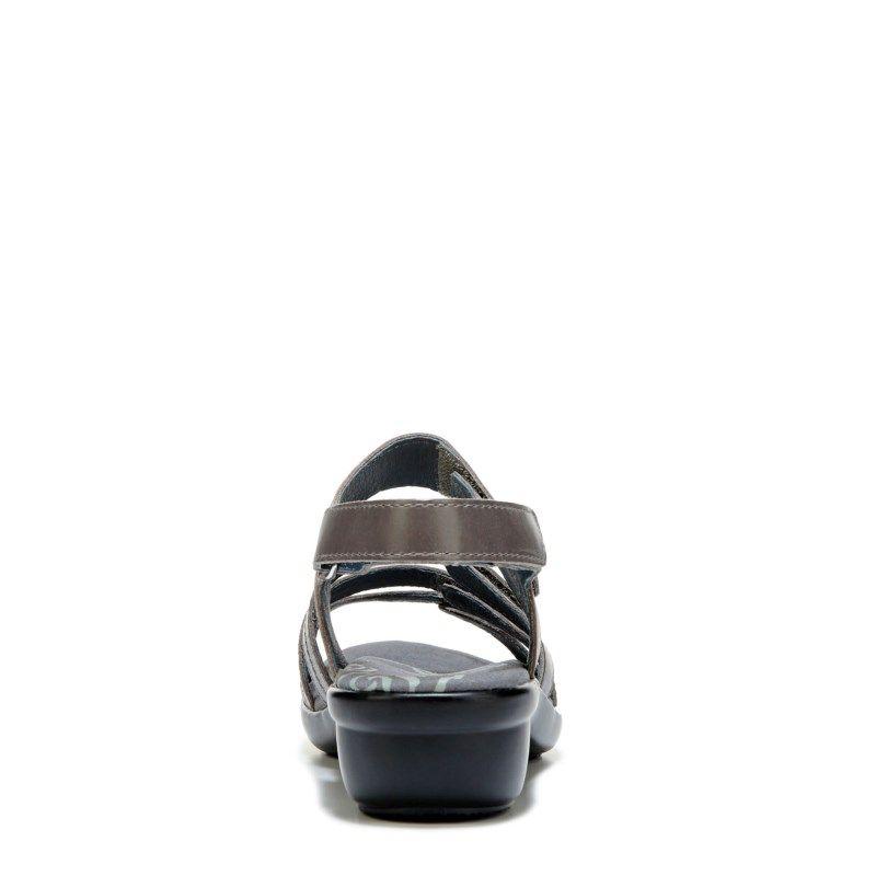 af4130512051 Propet Women s Aurora Narrow Medium Wide Sandals (Grey Leather) ...