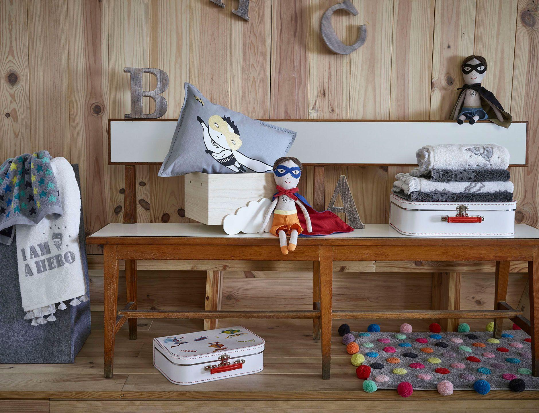 Lookbook Zara Home Camera Bambina Arredamento