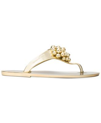 Kirby Jelly Thong MICHAEL Michael Kors COcs9