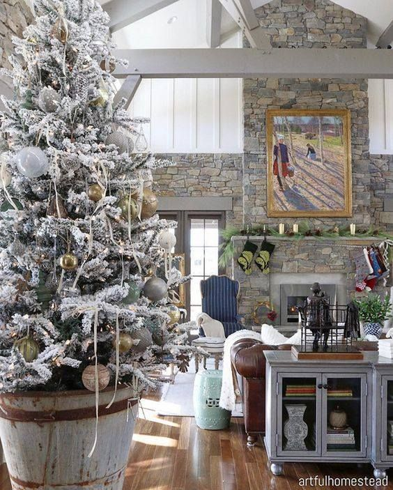 58 unique stunning christmas home decoration ideas for adding pep to your house
