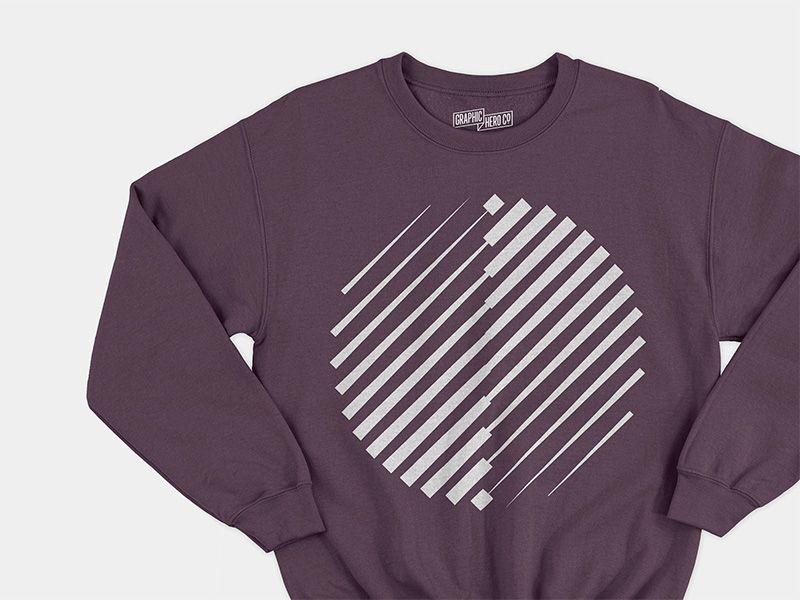Freebie Crewneck Sweatshirt Mockups Sweatshirts Free Mockup Crew Neck Sweatshirt