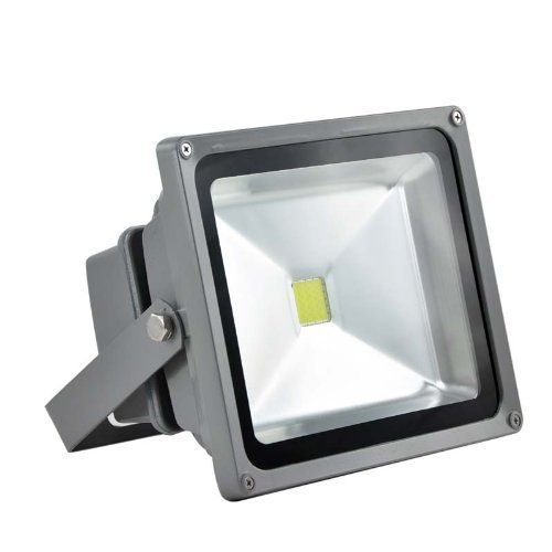 30w Led Spotlight Flood Light High Power Wall Wash Garden Outdoor Waterproof Floodlight Cool White By Loftek Flood Lights Led Outdoor Lighting Led Flood Lights